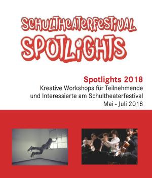 Spotlights 2018 - Programmheft